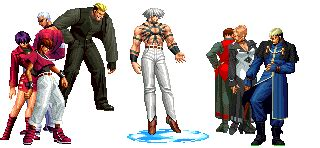 imagenes gif king of fighter gifs de the king of fighters