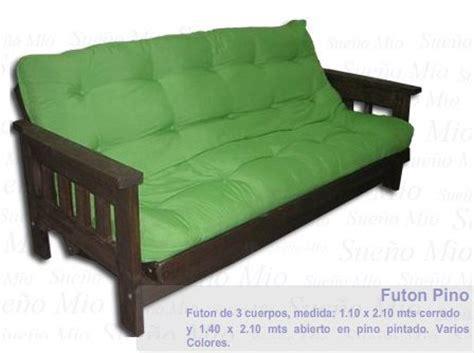 precios futones futones una excelente opci 243 n para nuestro hogar