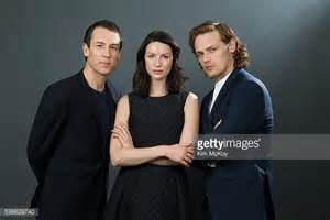 With jamie s child sam heughan caitriona balfe dating in real life