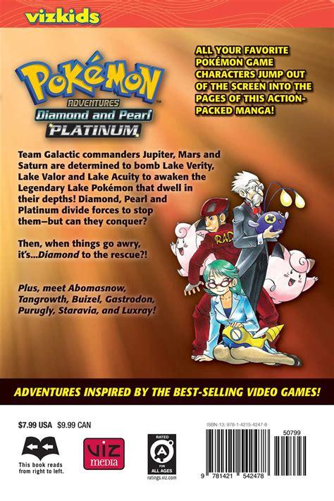 pok 233 mon adventures and pearl platinum vol 7