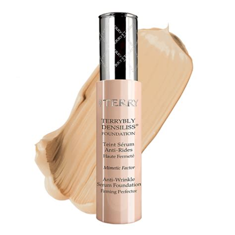 by terry teint terrybly densiliss concealer 3 natural beige terrybly densiliss 174 foundation complexion makeup by