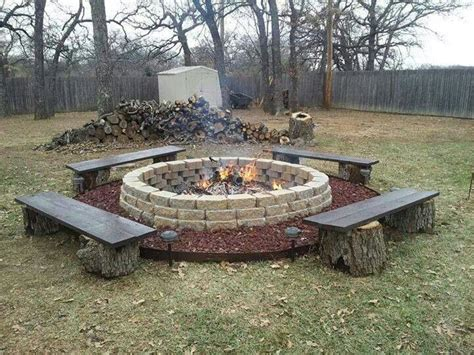 Block Firepit 17 Best Images About C Ideas On Rustic Modern Cinder Block Pit And