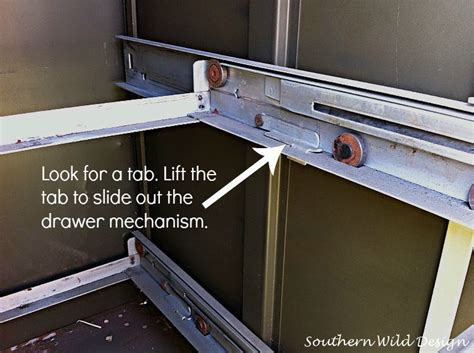 How To Remove Drawers by From Office To Garden Filing Cabinet To Garden Planter
