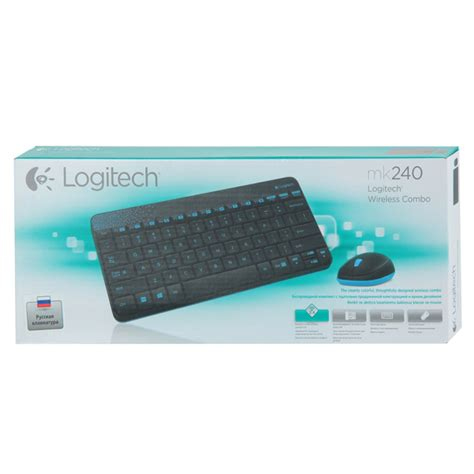 Keyboard Dan Mouse Wireless Combo Mk240 Nano jual keyboard mouse wireless combo logitech mk240 deethoven shop