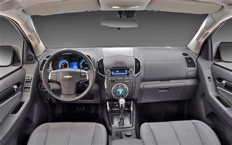 Chevrolet Colorado Interior by 2015 Chevrolet Colorado Www Trailerlife