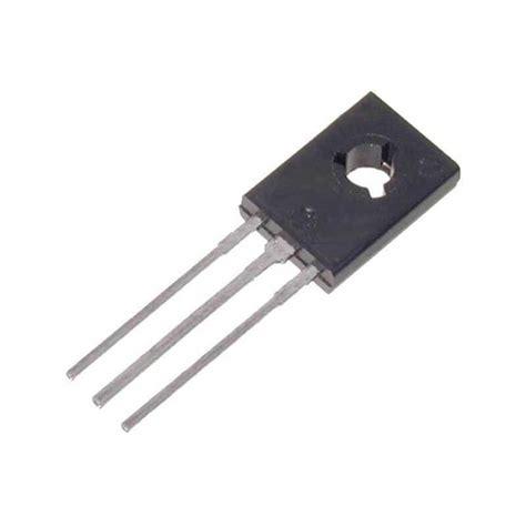 transistor bd140 bd140 transistor plastic package