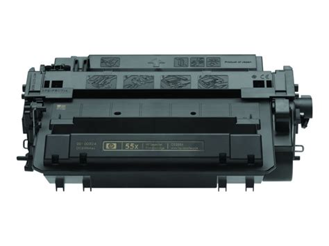 Toner High By Great Store Grosir by Ce255xc Hp Ce255xc High Yield Black Original
