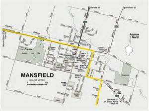 map mansfield mansfield house directions