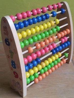 Sempoa Mainan Edukatif sempoa dan abacus