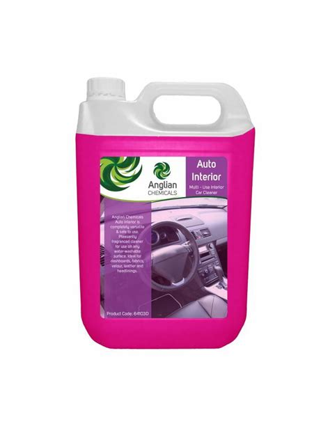 Car Interior Wipes by Auto Interior Cleaner Vehicle Cleaning From Anglian Chemicals