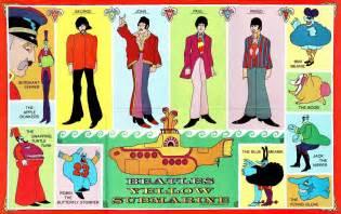 beatles yellow submarine esl lesson hugh fox iii