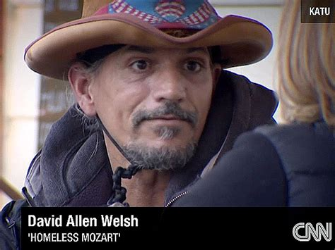 Allen Is Homeless by David Allen Plays Piano As Homeless Mozart In