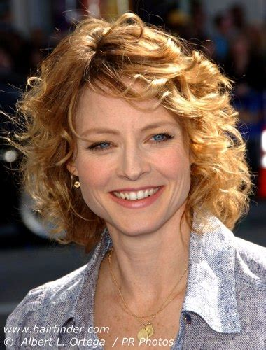 lady intermediate hair medium length curly hairstyles