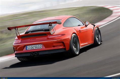 new porsche 911 gt3 rs ausmotive com 187 2015 porsche 911 gt3 rs revealed