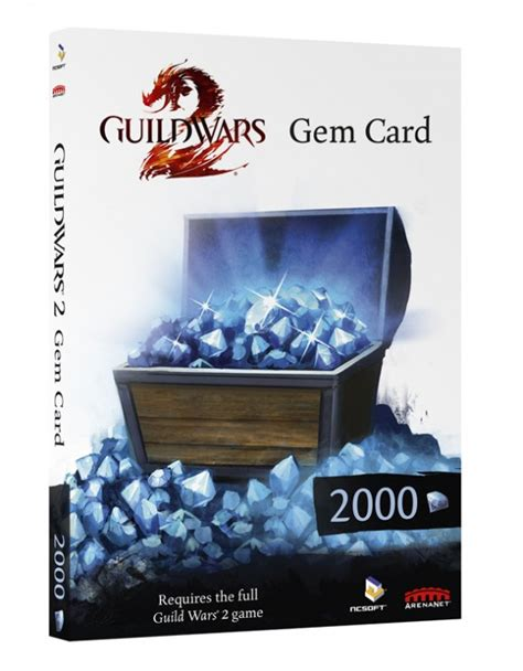 gems cards now available at select retailers guildwars2 com - Guild Wars 2 Gift Card