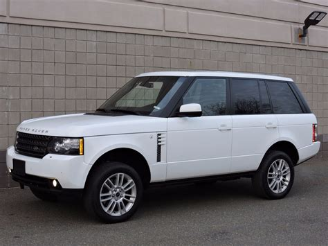 land rover hse 2012 used 2012 land rover range rover hse at saugus auto mall