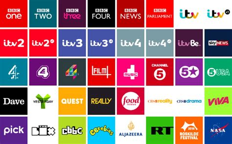 tv channels itv and 35 more uk channels for free with new