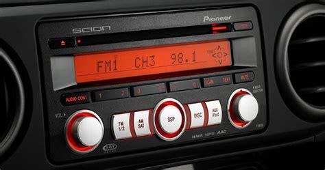 scion xb radio 2008 scion xb radio picture pic image