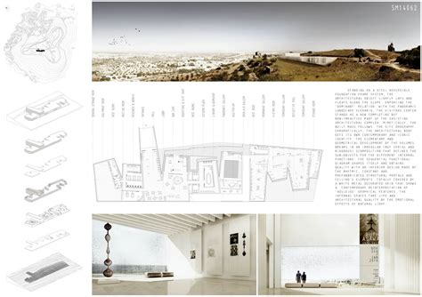 design competition for young architects site museum winners arkxsite