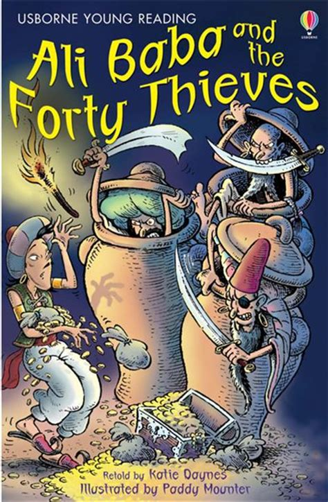 alibaba book ali baba and the forty thieves at usborne books at home