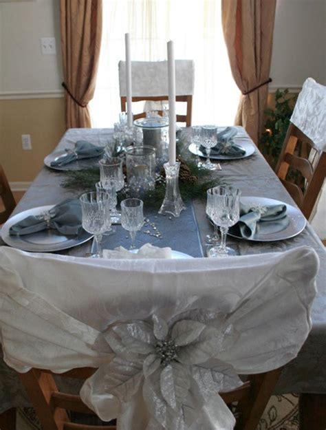 black blue and silver table settings schaffen sie eine bezaubernde tischdeko zu weihnachten