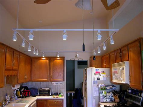 Led Track Lights For Kitchen Track Lighting Kitchen Pictures Home Lighting Design Ideas