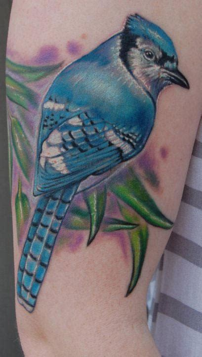 realistic color blue by evan olin tattoos
