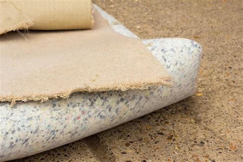 Which Carpet Underlay - foam or rubber underlay which is better carpet