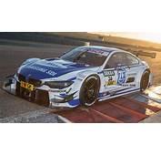 TouringCarTimes  BMW Liveries For The 2015 DTM Season