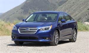 2015 Subaru Lineup Subaru Legacy Car Reviews New Cars For 2015 And 2016