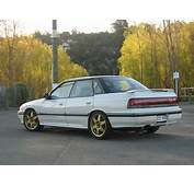 Subaru Legacy RS RApicture  3 Reviews News Specs
