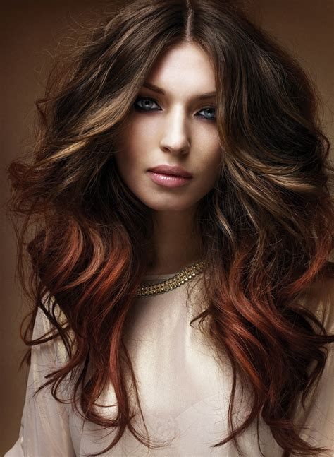 hairstyles for long hair dyed hair color ideas for long hair hair style