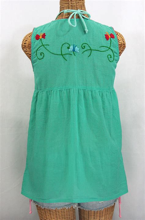 Blouse Batik Isna Green White T mint green sleeveless blouse lace henley blouse