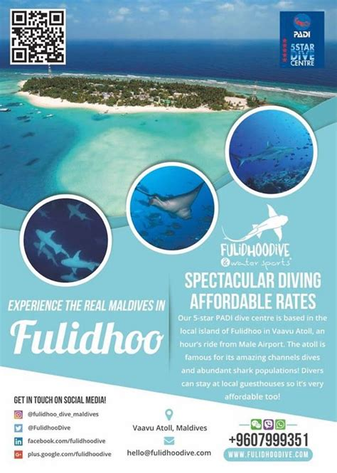 cheap dive cheap scuba diving in fulidhoo maldives dive packages