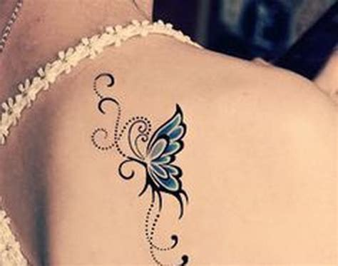 40 tribal butterfly tattoo ideas 2018