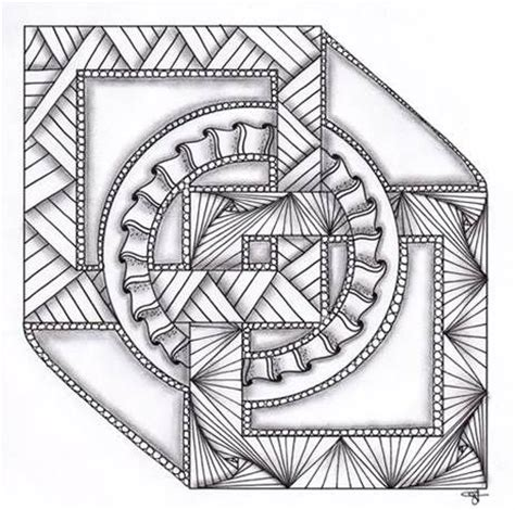 zentangle pattern floor 17 best images about zentangle art on pinterest