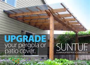 Polycarbonate Pergola Roof by Polycarbonate Roofing September 2015