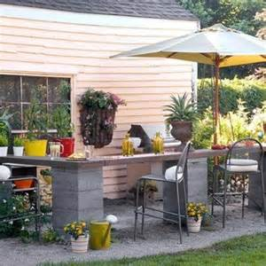 Simple Outdoor Kitchen Ideas 1000 Ideas About Simple Outdoor Kitchen On Pinterest