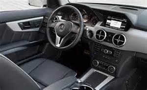 Mercedes Glk350 Interior Car And Driver