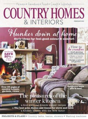 country homes and interiors subscription country homes interiors magazine subscription on web