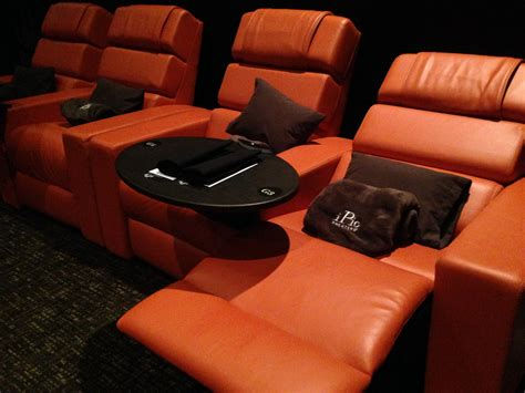 movie theater with reclining chairs second upscale movie theater debuts in bethesda wtop