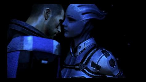 mass effect 3 romance scene liara youtube mass effect 3 liara romance scenes youtube