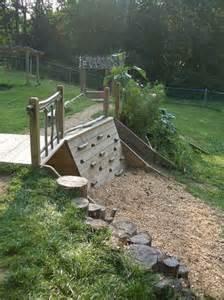 Backyard Play Area Ideas How To Make A Child Friendly Garden Gardens Backyards And Climbing Wall