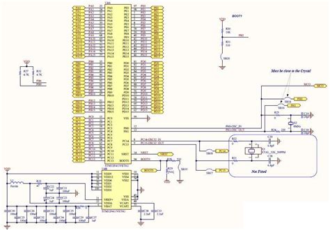 Stm32f411e Discovery Board stm32 discovery board schematic stm32f411e disco