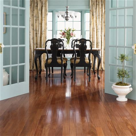 Royal Mahogany Hardwood   Andirobe Wood Flooring