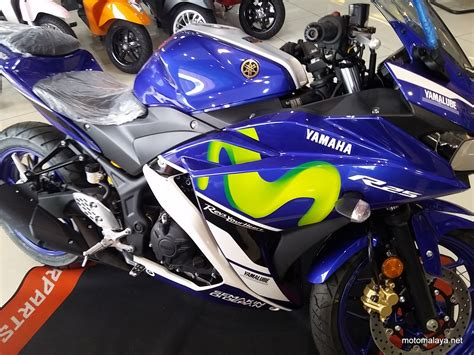 Winglet R25 New By Nito Shop 2015 yamaha yzf r25 movistar malaysia 003 motomalaya