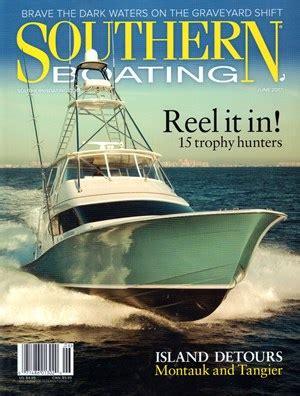 southern boating magazine magazine agent southern boating magazine