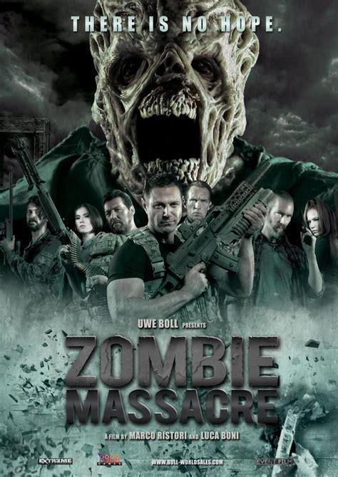 film gratis zombie completo filmhorror com zombie massacre trailer e locandina per