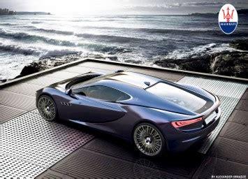 maserati bora concept maserati bora concept car body design