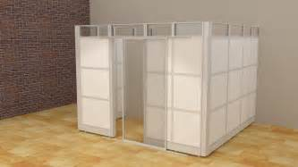 office wall dividers office demountable walls room dividers cubicle panels modular office cubicles 10 lx10 wx8 h from